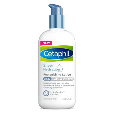 CETAPHIL | Sheer Hydration Replenishing Body Lotion