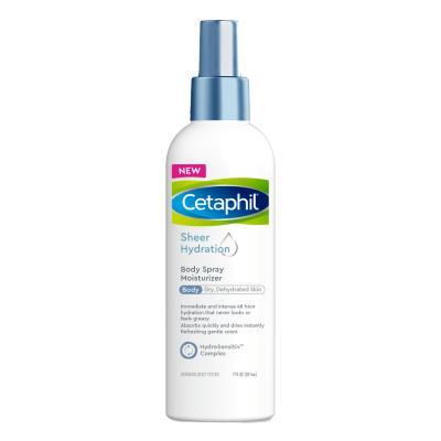 CETAPHIL | Sheer Hydration Body Spray Moisturizer
