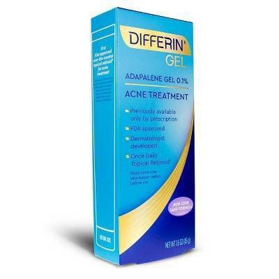 DIFFERIN | Adapalene Gel Acne Treatment