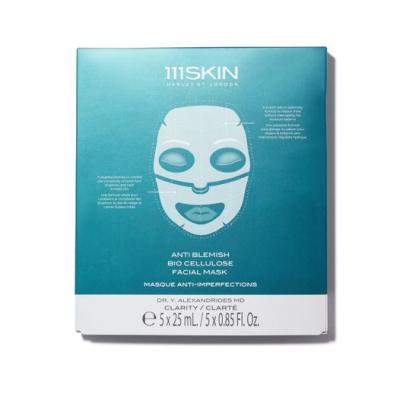111SKIN | Anti Blemish Bio Cellulose Facial Mask