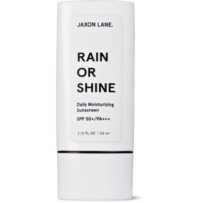 JAXON LANE | Colorless Rain Or Shine Daily Moisturizing Sunscreen SPF 50+