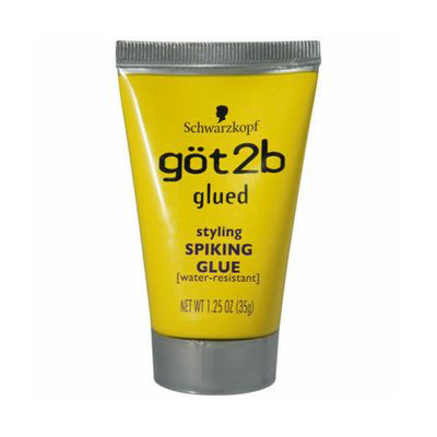 GÖT2B   Glued Styling Spiking Glue - Travel Size