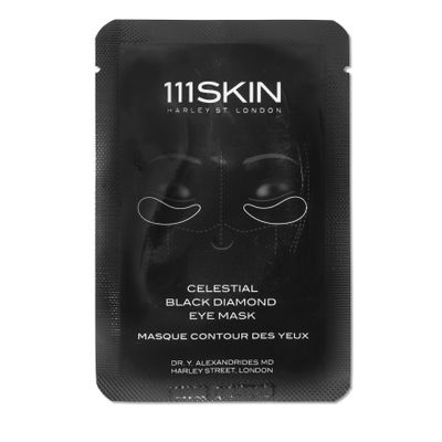 111SKIN | Celestial Black Diamond Eye Mask