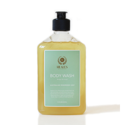 HEALES APOTHECARY | Rosewood Body Wash