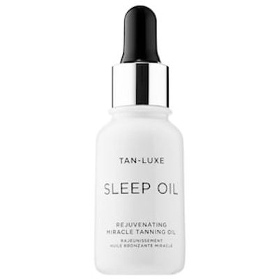 TAN-LUXE | Sleep Oil Rejuvenating Miracle Tanning Oil