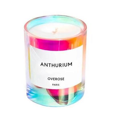 OVEROSE | Anthurium Holo Candle