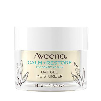 AVEENO   Calm + Restore Oat Gel Moisturizer