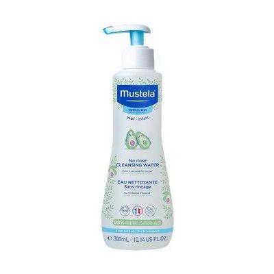 MUSTELA   No Rinse Cleansing Baby Micellar Water