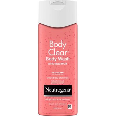 NEUTROGENA   Pink Grapefruit Body Clear Body Wash