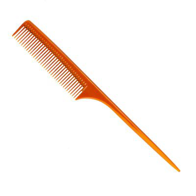 HAIRSENSE | Medium Tooth Teasing Rat Tail Bone Comb 201