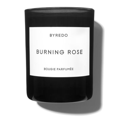 BYREDO | Burning Rose Candle
