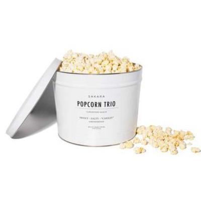 SAKARA | Popcorn Trio