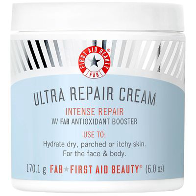 FIRST AID BEAUTY   Ultra Repair Cream: 25% off with code CHARLOTTE25