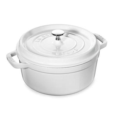 STAUB | Cast Iron Round Dutch Oven