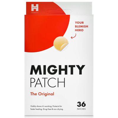 HERO COSMETICS | Mighty Patch Original | 25% off with code MAMINA