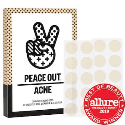 PEACE OUT | Acne Healing Dots