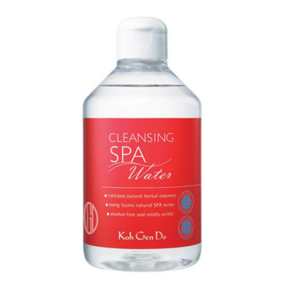 KOH GEN DO | Spa Cleansing Water