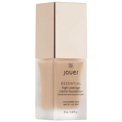 JOUER COSMETICS | Essential High Coverage Crème Foundation - Soft Beige