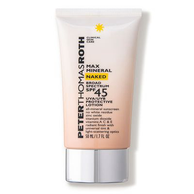 PETER THOMAS ROTH | Max Mineral Naked Broad Spectrum SPF 45