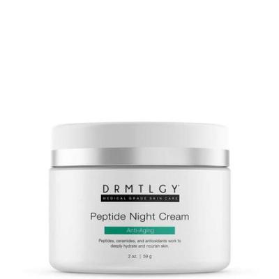 "2nd PM STEP: Peptide Night Cream (code ""E826L"" for discount)"