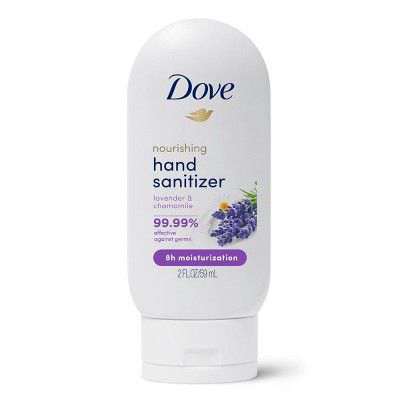 Dove Lavender And Chamomile Moisturizing Hand Sanitizer