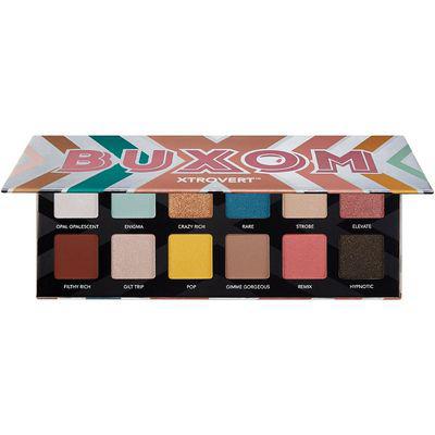 BUXOM | Xtrovert Eyeshadow Palette - Crazy Rich
