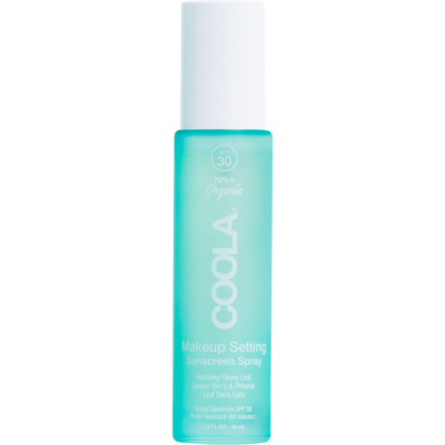 COOLA | Makeup Setting Sunscreen Spray