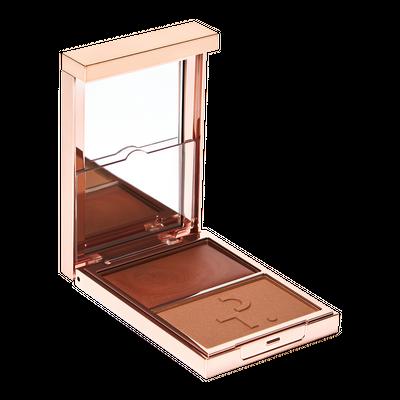 PATRICK TA BEAUTY | Major Beauty Headlines Double Take Crème & Powder Blush - She's So La