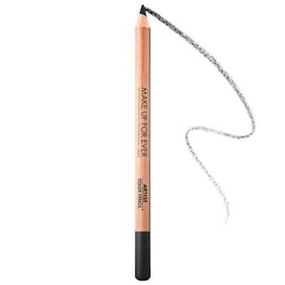 MAKE UP FOR EVER | Artist Color Pencil - 100 Whatever Black