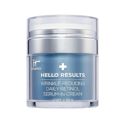 It Cosmetics Hello Results Daily Retinol Moisturizer