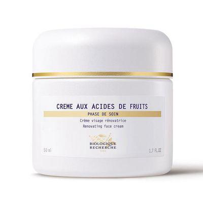 BIOLOGIQUE RECHERCHE | Creme Aux Acides Des Fruits