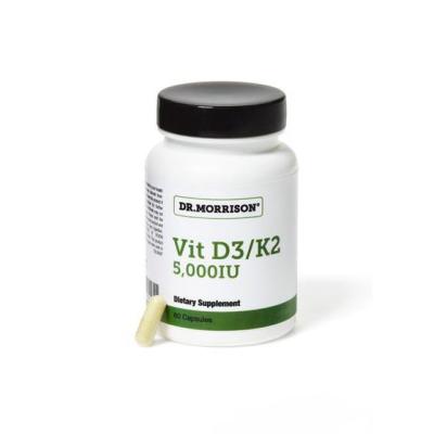 DR. MORRISON   Vitamin D3/K2