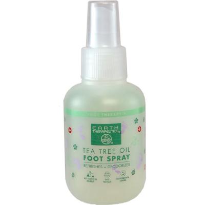 EARTH THERAPEUTICS | Tea Tree Oil Foot Spray