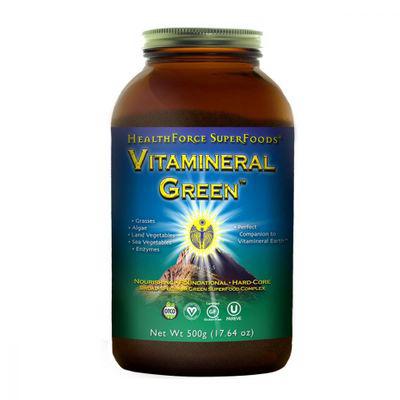 HEALTHFORCE SUPERFOODS   Vitamineral Green