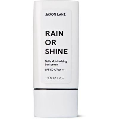 JAXON LANE | Rain or Shine Daily Moisturizing Sunscreen SPF 50+