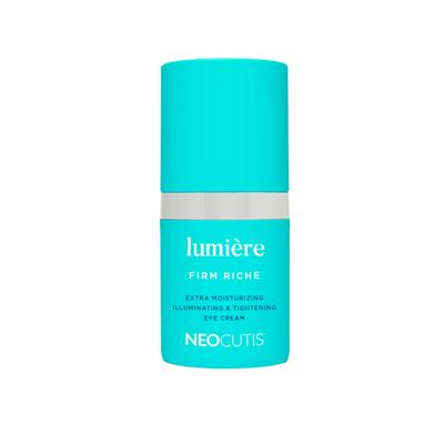 NEOCUTIS   Lumière Firm Riche Extra Moisturising Illuminating And Tightening Eye Cream 15ml