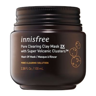 INNISFREE | Super Volcanic Clusters Pore Clearing Clay Mask
