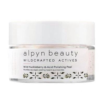 ALPYN BEAUTY | Wild Huckleberry 8-Acid Polishing Peel Mask
