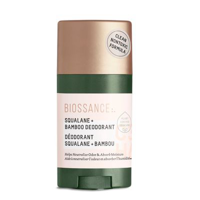 BIOSSANCE | Squalane + Bamboo Deodorant