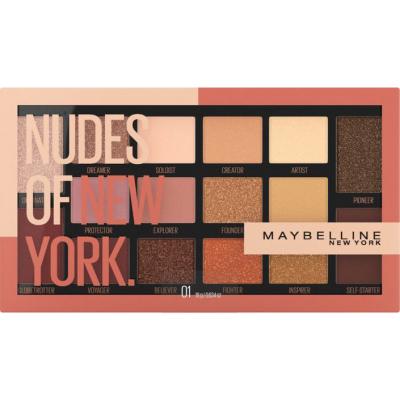 MAYBELLINE | Nudes Of New York Eyeshadow Palette