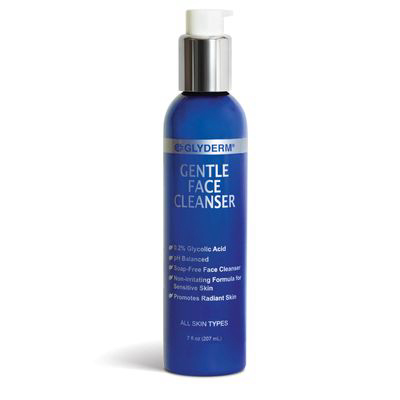 GLYDERM | Gentle Face Cleanser | 25% off with code MAMINA