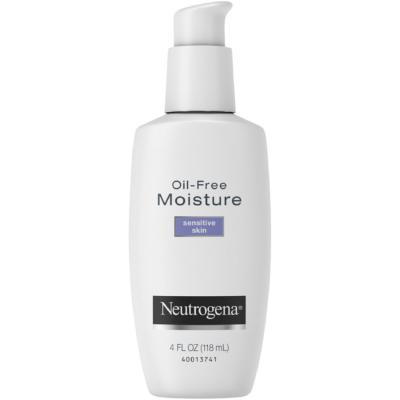 NEUTROGENA   Sensitive Skin Oil-Free Moisture