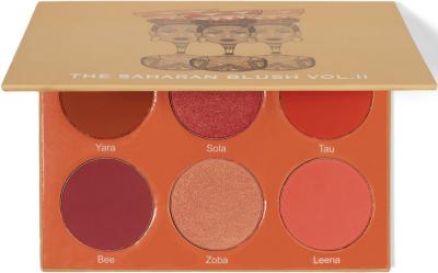 JUVIA'S PLACE   The Saharan Vol. II Blush Palette