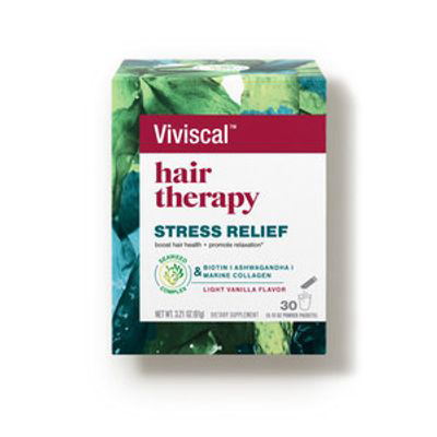 VIVISCAL | Hair Therapy Stress Relief