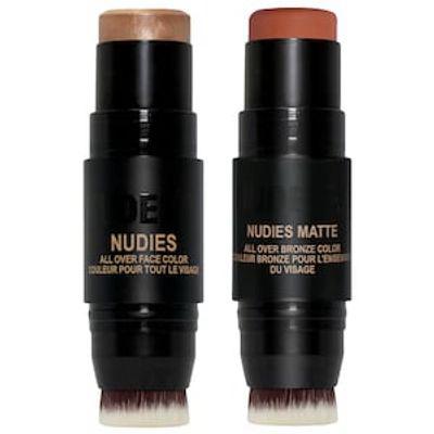 NUDESTIX | Glowy Nude Skin 2pcs