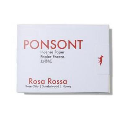 PONSONT | Le Patch Incense Papers