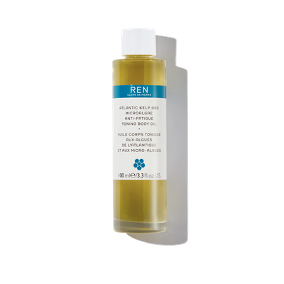 REN SKINCARE | Atlantic Kelp And Microalgae Anti-Fatigue Toning Body Oil
