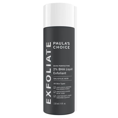 PAULA'S CHOICE | Skin Perfecting 2% BHA Liquid Exfoliant *USE CODE CHARLOTTE15 FOR DISCOUNT*