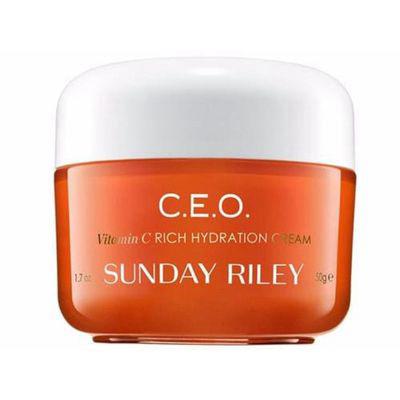 SUNDAY RILEY | C.E.O. Vitamin C Rich Hydration Cream