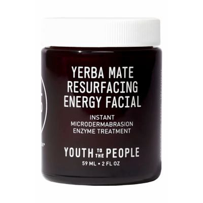 YOUTH TO THE PEOPLE | Yerba Mate Resurfacing + Exfoliating Energy Facial with Enzymes